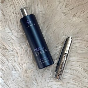 Monat Renew Shampoo & Rejuvenique Oil